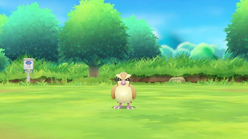 Pokemon Let's Go - (2)