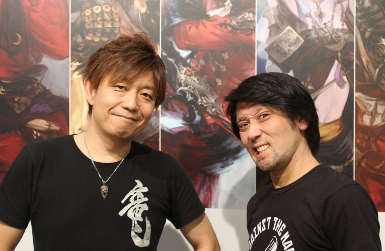 GC18 – Final Fantasy XIV – Interview