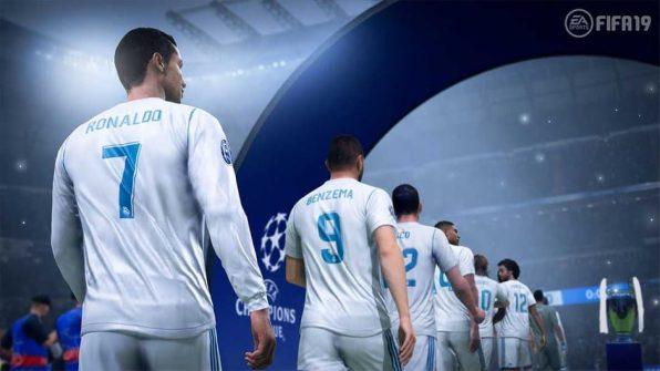 Ronaldo will still be in FIFA, but no longer in a real kit