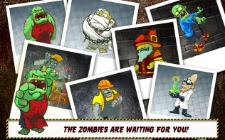 Grandpa and the Zombies - (2)