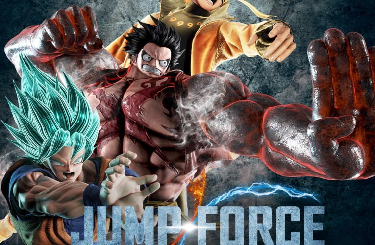 Jump Force gets more characters