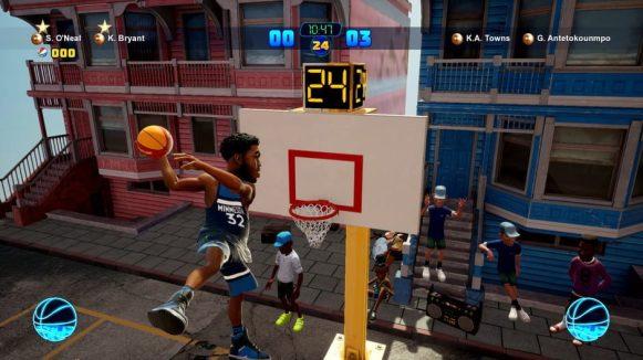 NBA 2K Playgrounds 2 - (1)