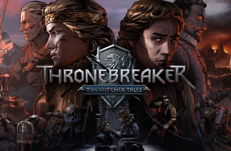 Thronebraker: The Witcher Tales releases today