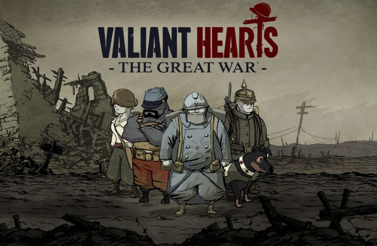 Valiant Hearts: The Great War available now on Switch