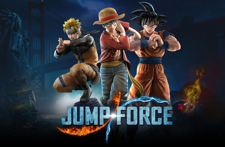 Jump Force gets a new story trailer
