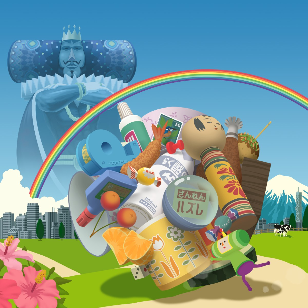 Katamari Damacy REROLL - Review