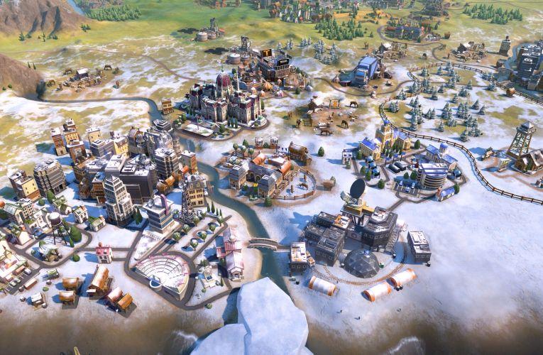 Civilization VI: Gathering Storm – Preview