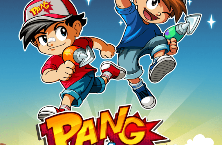 Pang Adventures now available on even more platforms