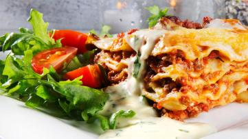 Picture: Godt.no - Lasagne (His Wife's homemade)