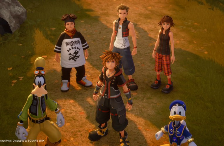 Kingdom Hearts III FINALLY gets a Critical Mode, and some other stuff