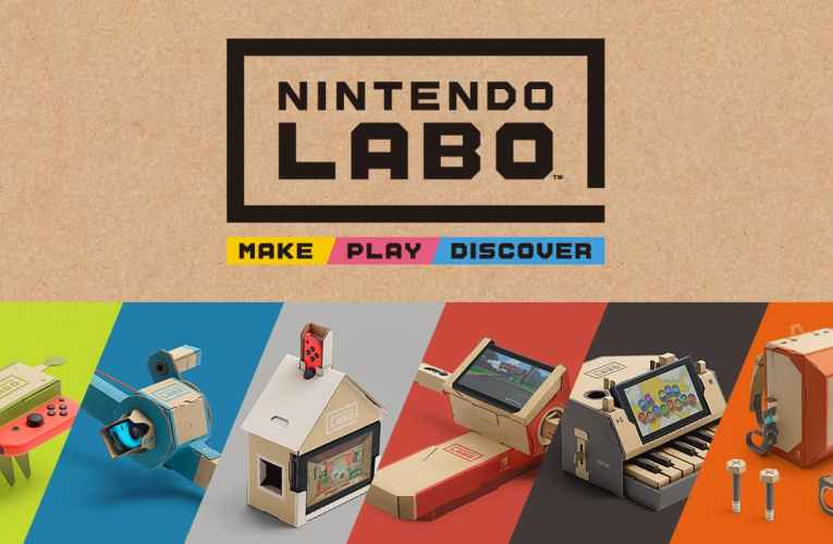 A new and exciting addition to Labo announced.