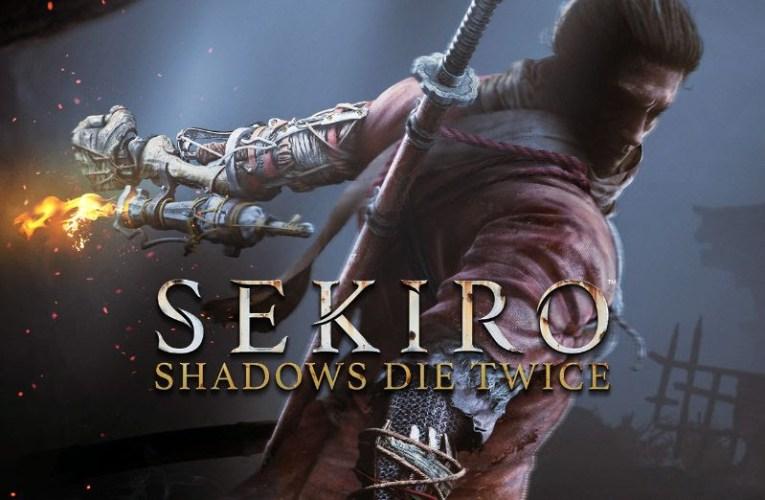 Sekiro: Shadows Die Twice – Launch Trailer