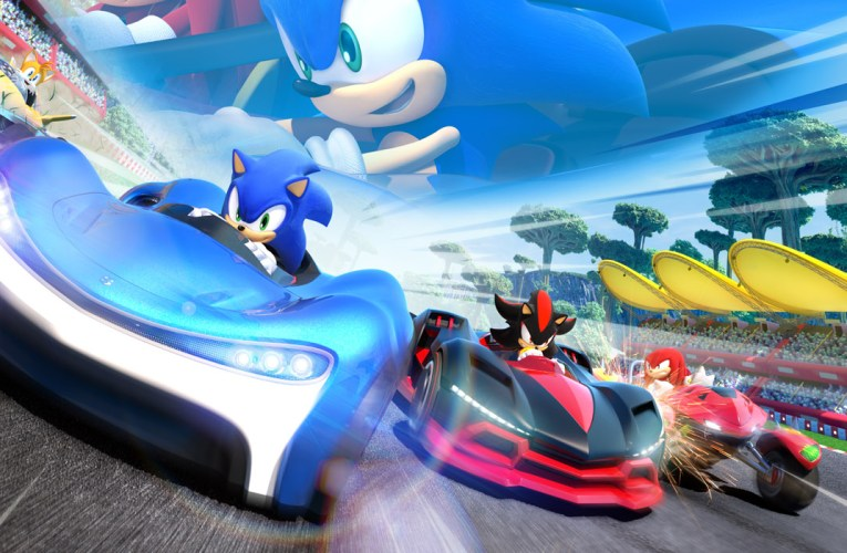 Part 2 of Team Sonic Racing Overdrive is released