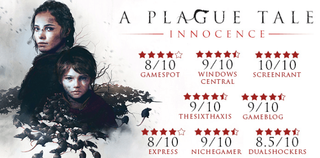 A Plague Tale: Innocence is getting a lot of praise