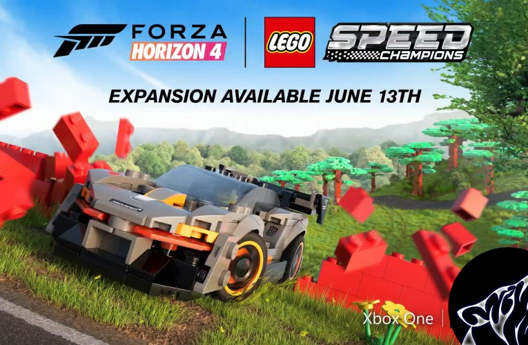LEGO is joning Forza horizon 4
