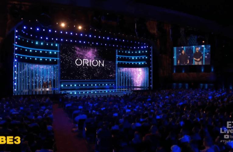 E3 Bethesda – Orion Streaming