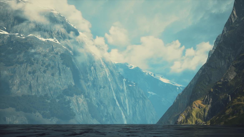 Draugen_screen_fjord