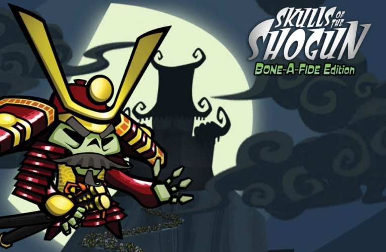 SKULLS OF THE SHOGUN: BONE-A-FIDE EDITION IS COMING TO NINTENDO SWITCH