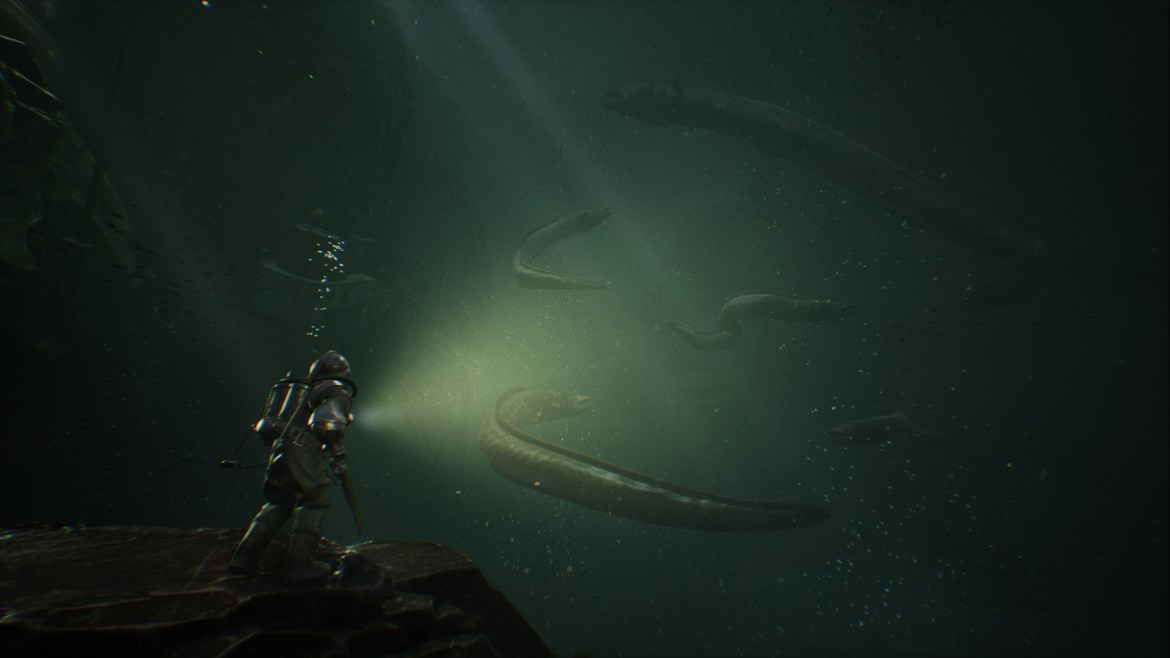 The Sinking City40