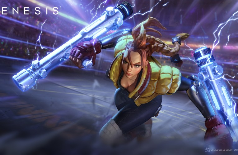 A MOBA will arrive for console players!