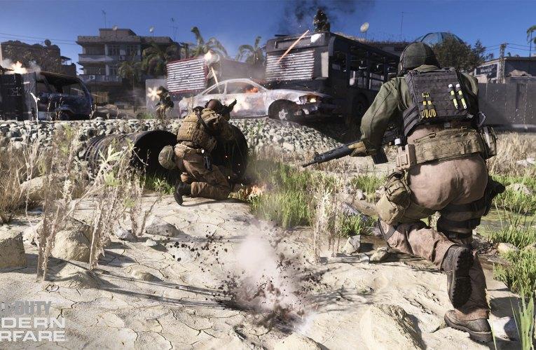 2v2 me in Modern Warfare, mate!