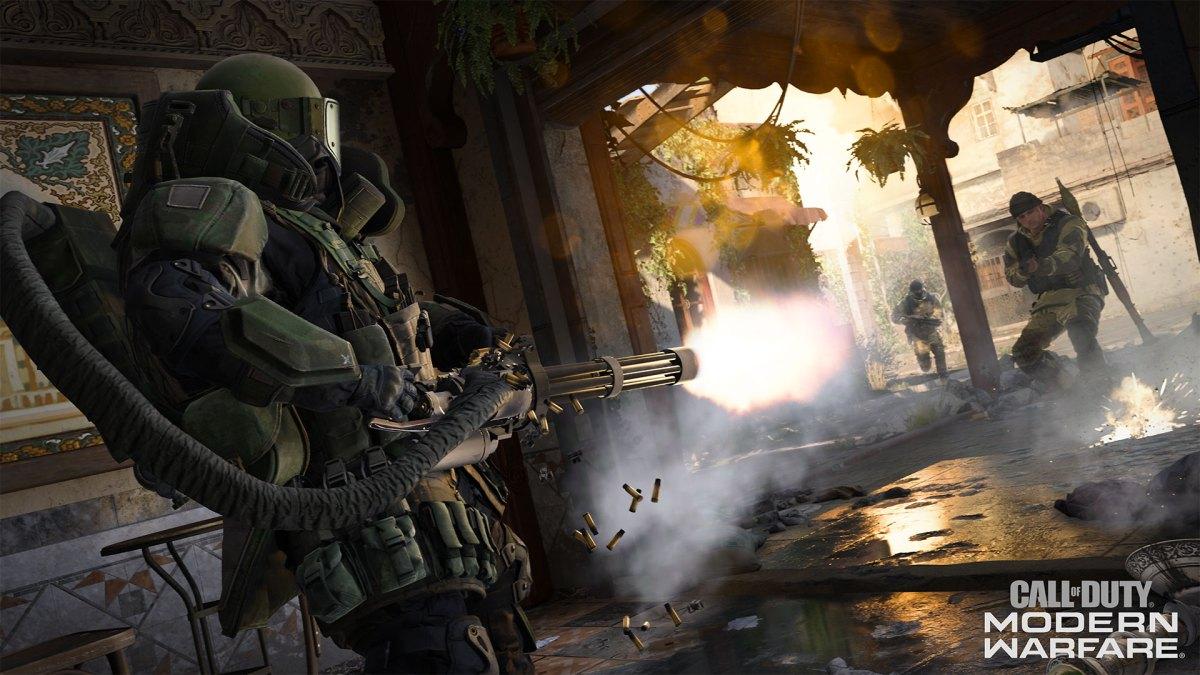 Modern Warfare - 2v2 (7)