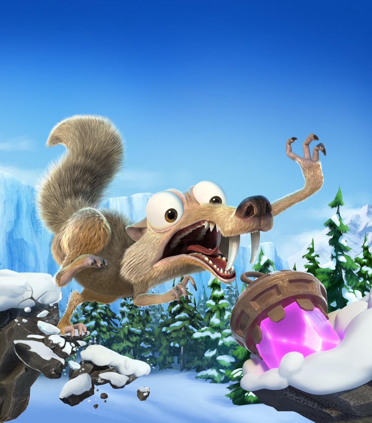 Ice Age SNA key art