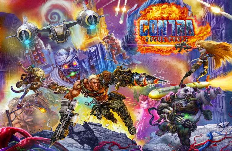Contra: Rogue Corps – Review