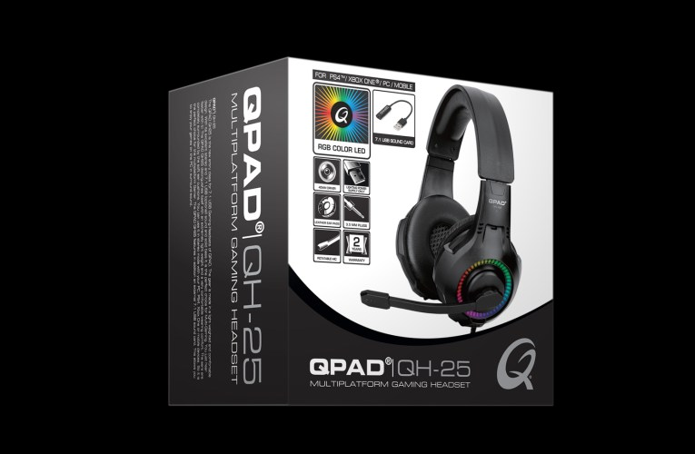 QPad QH25 – Review