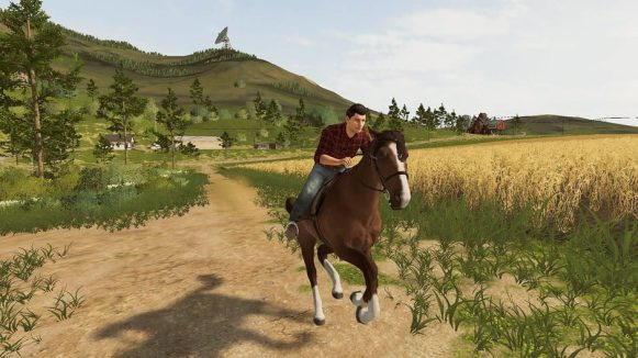Farming Simulator 20 - (2)
