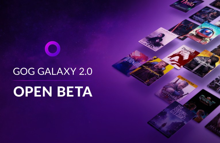 The GOG GALAXY 2.0 Open Beta is now available
