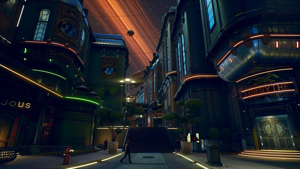 The Outer Worlds - (2)