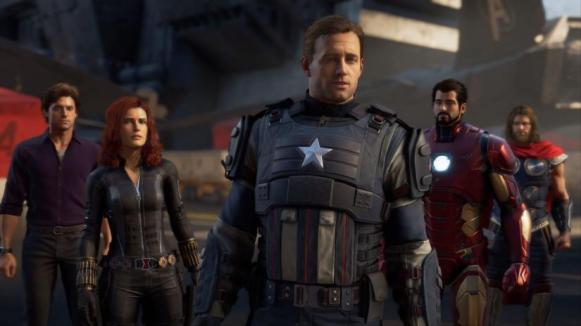 The Avengers - Game