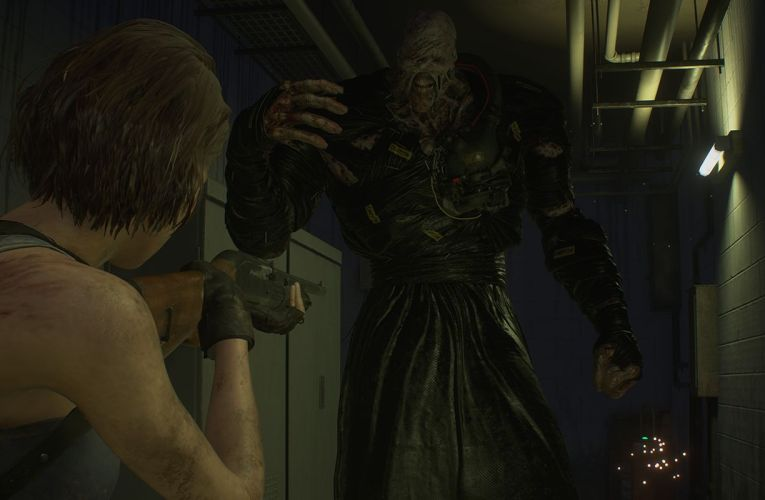 Meet the characters of Resident Evil 3
