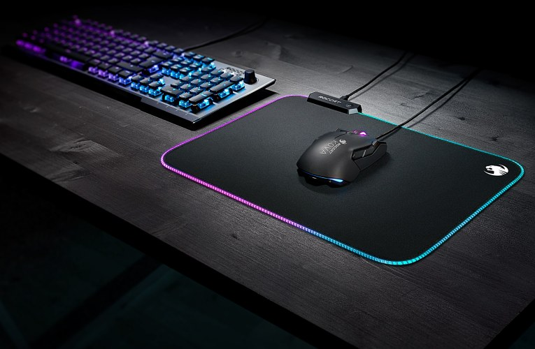 Roccat Pure Ultra + Sense AIMO – Review