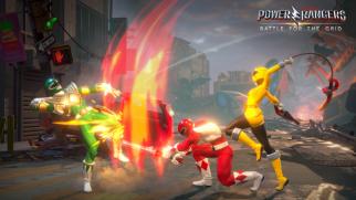Power Rangers Battle for the Grid 3
