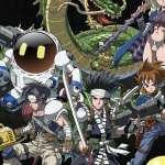 Collection Of Final Fantasy trailer for Switch vist frem under TGS 2020!