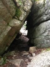 Little stone tunnel