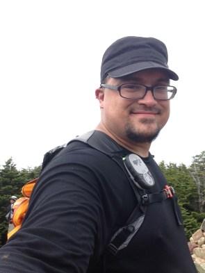 Mt. Pierce Summit Self-Portrait