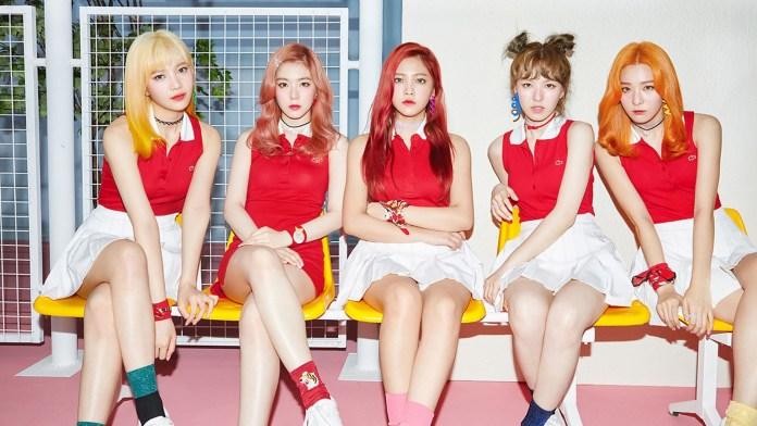 Red Velvet Member