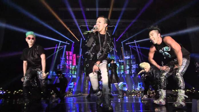 Top 5 K-pop