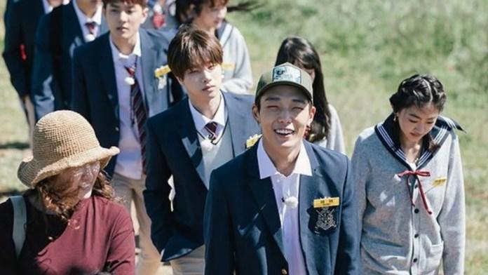 idol school trip ep 1
