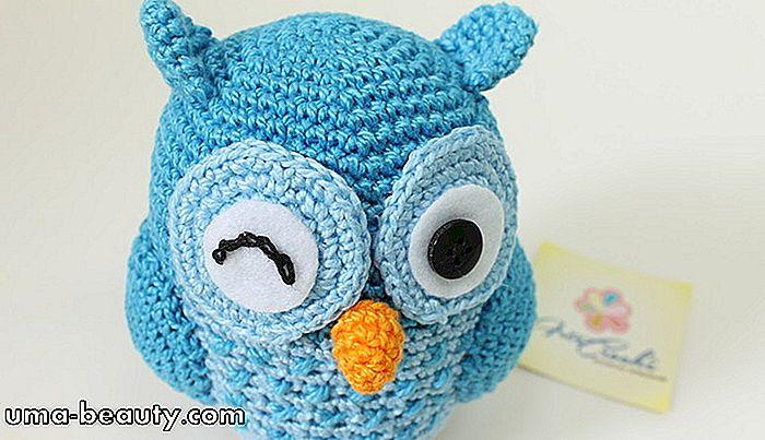 buhos de crochet 40 ideas hermosas y