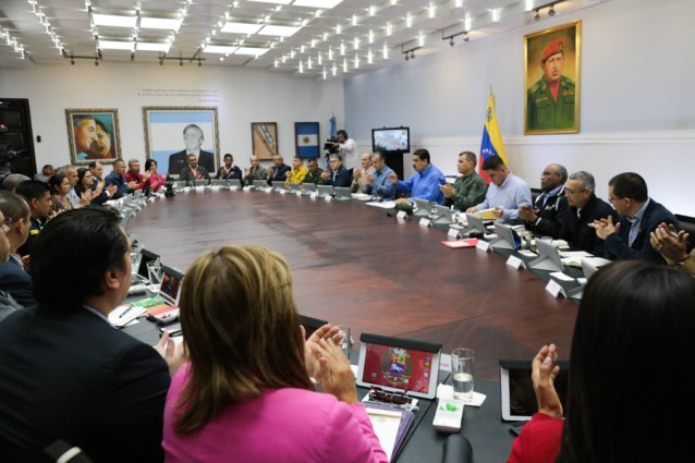 Consejo ministros Minci Madurez Inmadurez