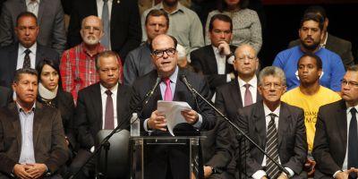 MUD Mesa Unidad Democrática