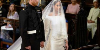 Boda real Meghan y Harry