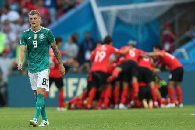 Alemania Corea