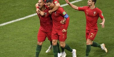 Portugal Iran
