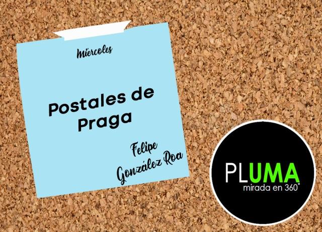 Postales de Praga
