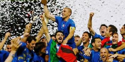 Alemania 2006 Italia